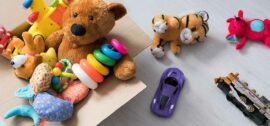 Various toys for children